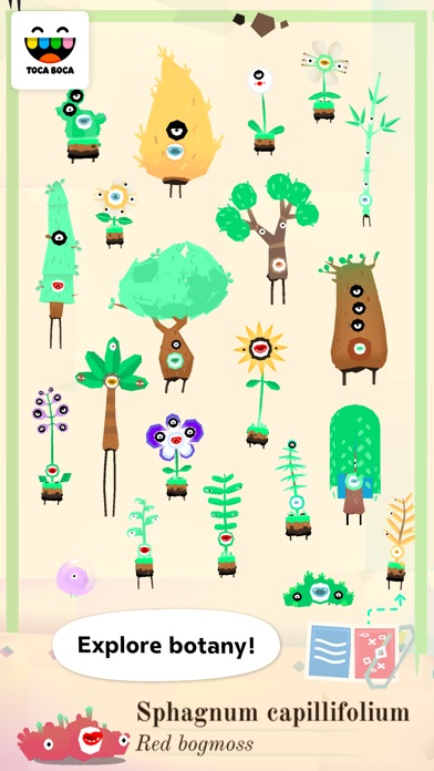 Toca Lab: Plants Screenshot 2