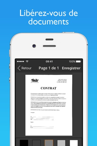 JotNot Scanner App Pro screenshot 2