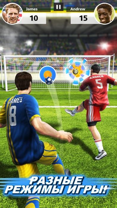 Football Strike - Multiplayer Soccer Скриншоты4