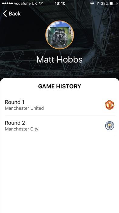Last Man Standing - Football screenshot 4