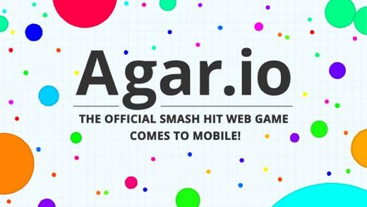 Agar.io Screenshots