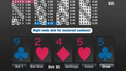 Video Poker Brain X Screenshots