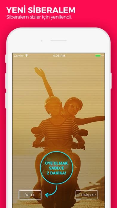Siberalem - Arkadaş Ara Tanış iPhone
