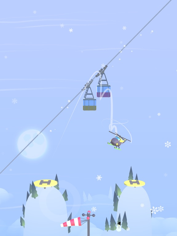 Screenshot 3 HeliHopper