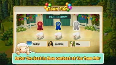 Tiny Sheep : Pet Sim on a Farm Скриншоты7