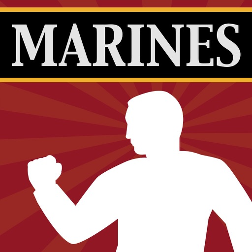 Marine Martial Arts app icon图