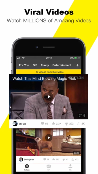 download BuzzVideo - Live Trivia Show apps 2