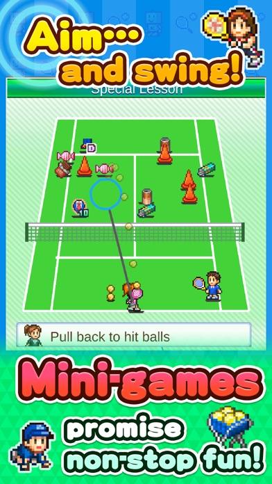 Tennis Club Story Screenshot
