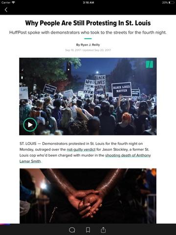 HuffPost - News & Politics screenshot 2