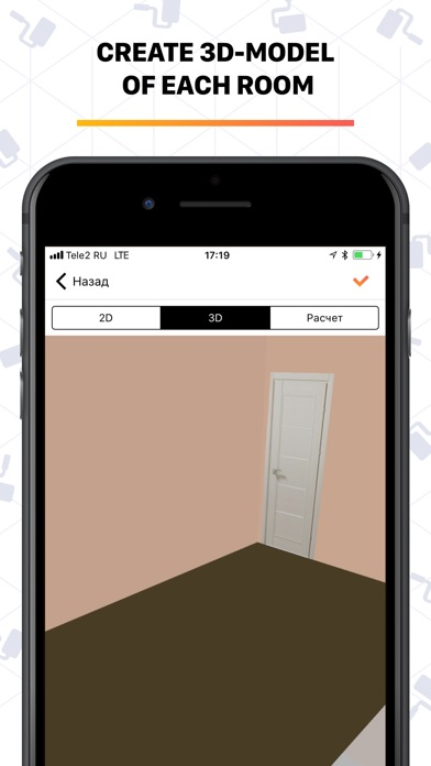 Ar home design planner 3d on the app store for 3d room planner ipad