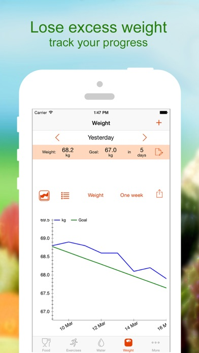 download Lose Weight - Calorie Counter apps 4