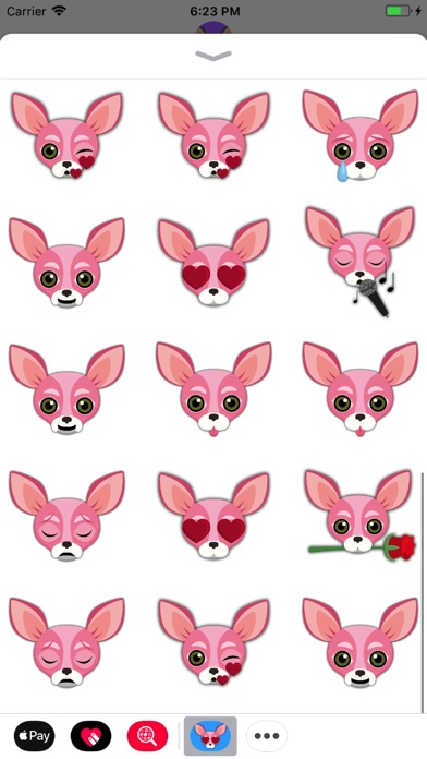 download Animated Pink Chihuahua apps 0