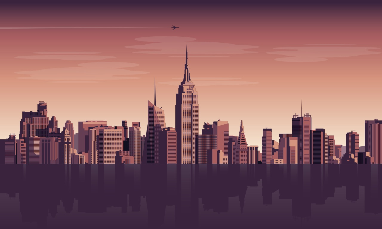 Magic Window Cityscapes