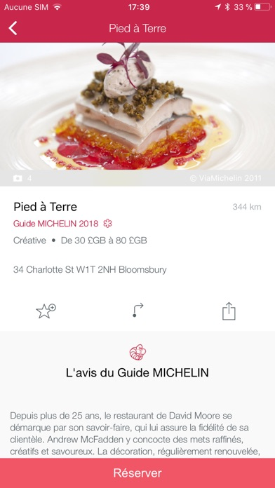 download Guide MICHELIN Europe 2018 apps 4