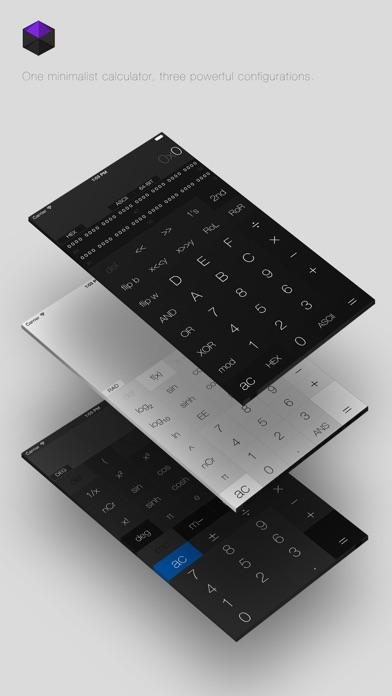 Calculator³ Скриншоты3