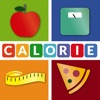 Guess the calories - Trivia Calorie Counter , fun game app to help you lose weight fast