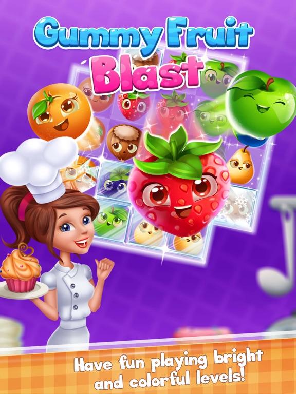 Gummy Fruit Blast screenshot 6