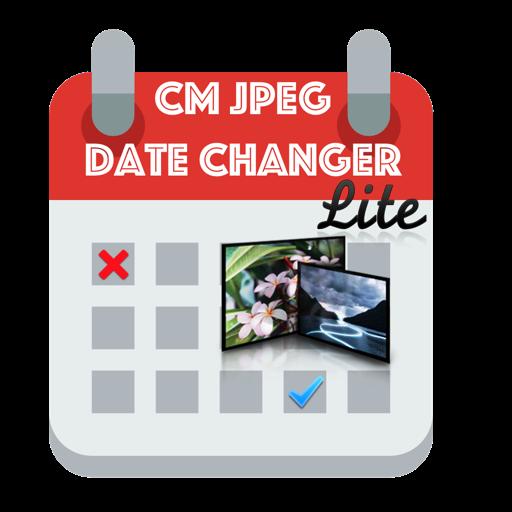 CM JPEG Date Changer Lite For Mac