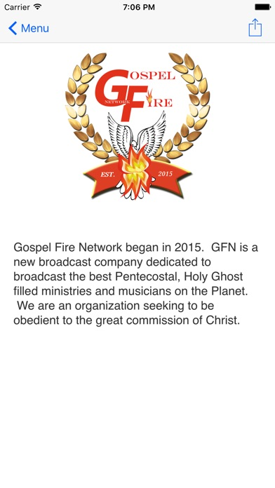 GFN - Gospel Fire Network screenshot 3