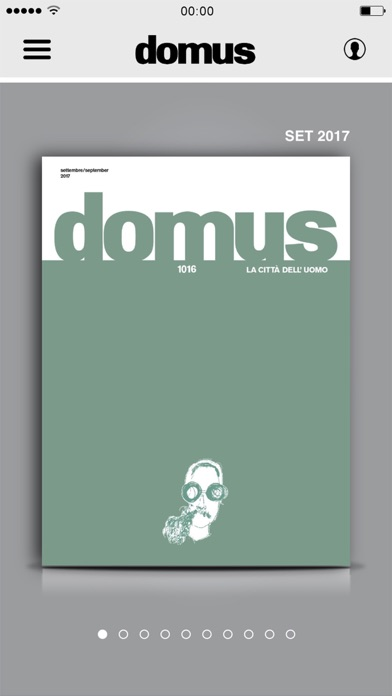 Domus review screenshots