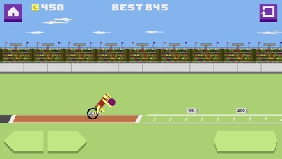 Unicycle Hero screenshot 1