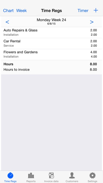 download Time to Invoice apps 2