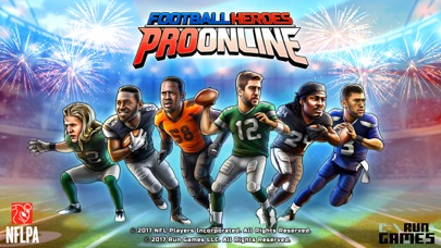 Screenshot #10 for Football Heroes Pro Online - NFL Players Unleashed