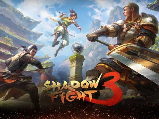 Screenshots of Shadow Fight 3 for iPad