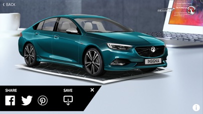 download Vauxhall Exclusive AR appstore review