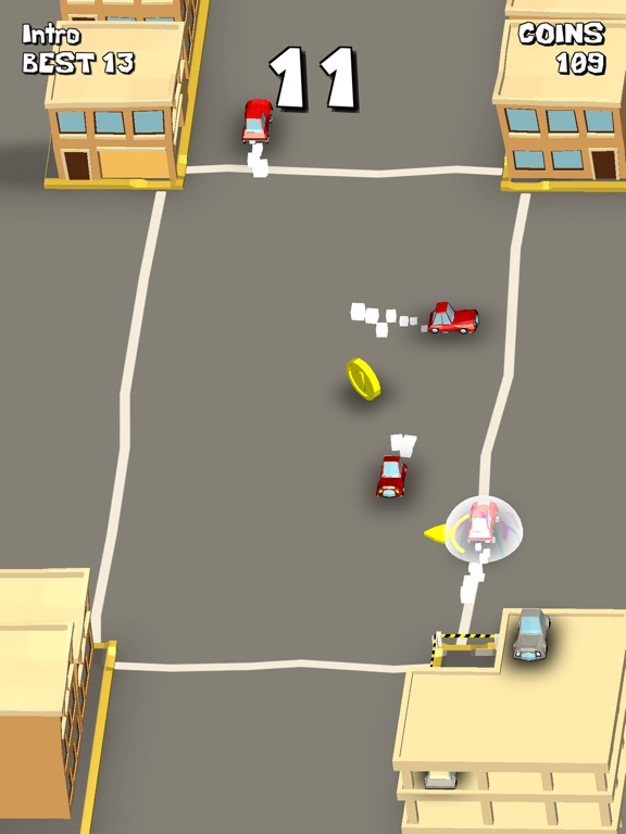 Screenshot 2 Crashy Cars!