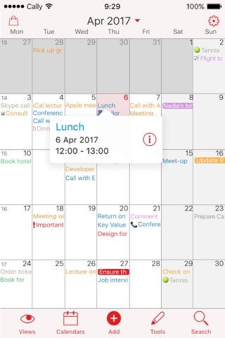 Week Calendar screenshot 4