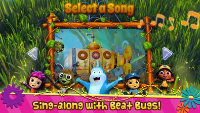 Beat Bugs: Sing-Along screenshot 1