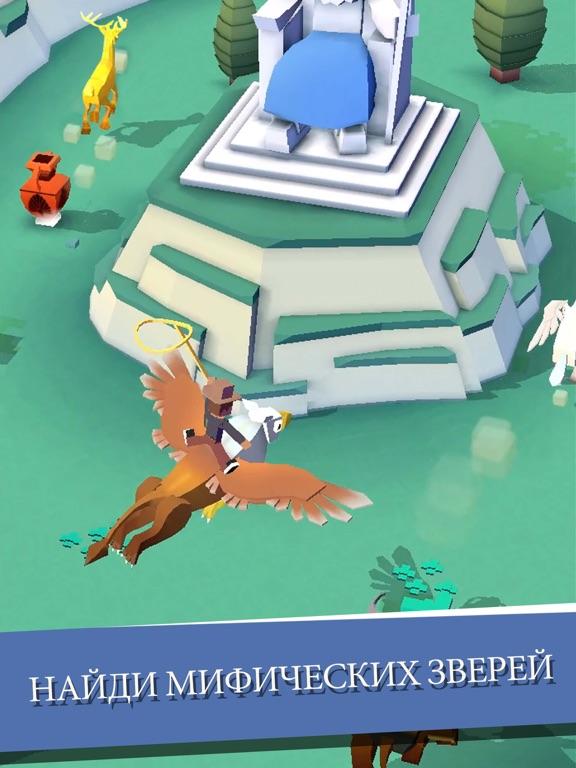 Скачать игру Rodeo Stampede: Sky Zoo Safari