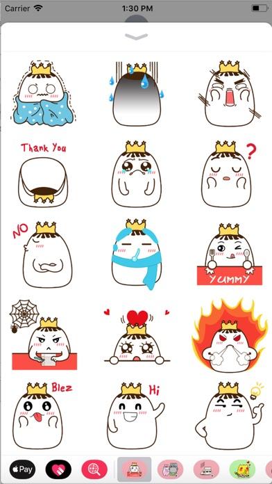 download Edna - Princess Emoji GIF apps 3