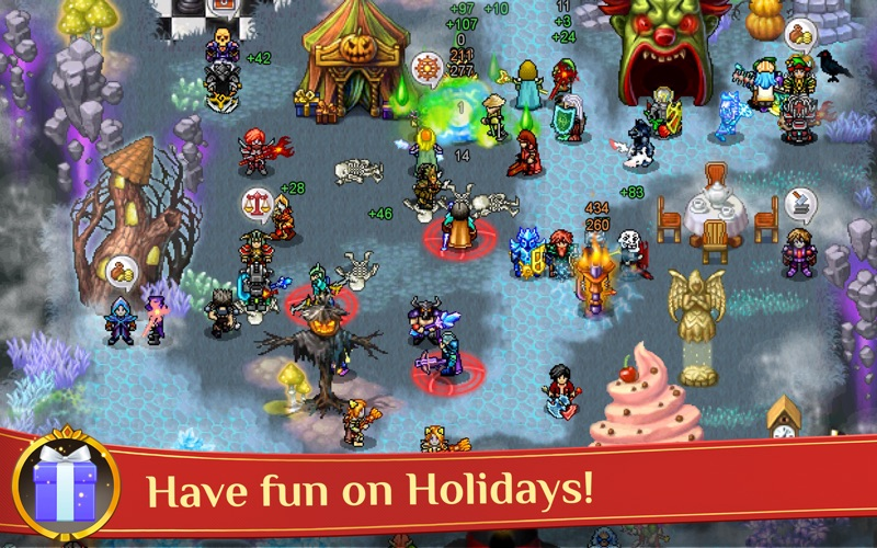 Warspear Online — Pixel MMORPG on the Mac App Store