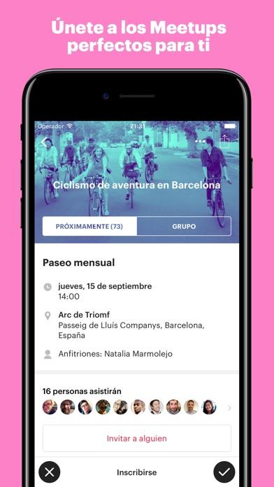 download Meetup apps 4