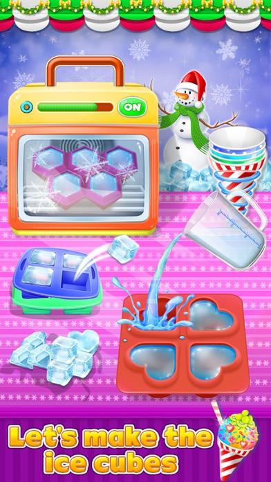 Snow Cone Maker - Frozen Food screenshot 4