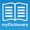 Vocabulary trainer & flashcard maker myDictionary