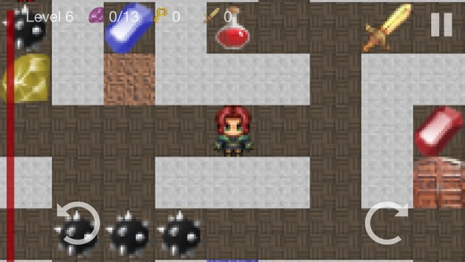 Tiny Labyrinth Adventure Screenshot
