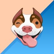 Dog Emojis - Sticker Pack