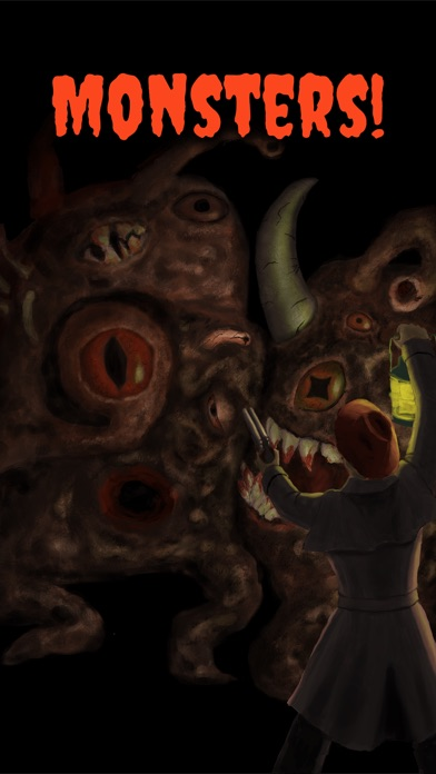Screenshot 2 Lovecraft: Monsters!