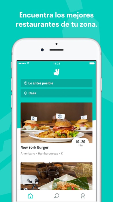 download Deliveroo apps 2