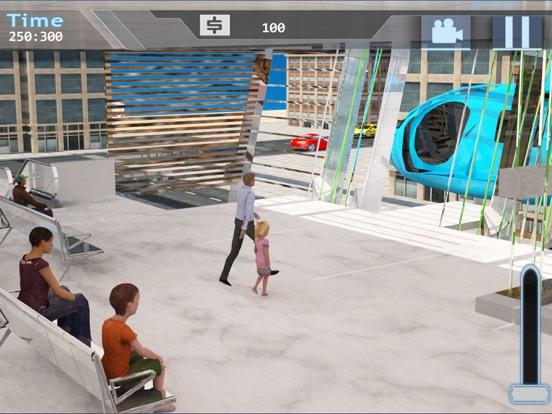 SkyTran общественности транспо Скриншоты9