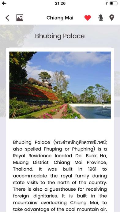 Chiang Mai Guide de VoyageCapture d'écran de 4
