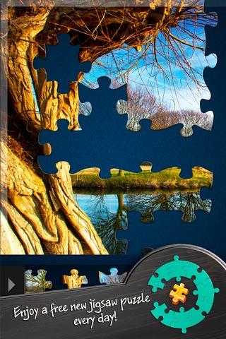 Magic Jigsaw Puzzles screenshot 2