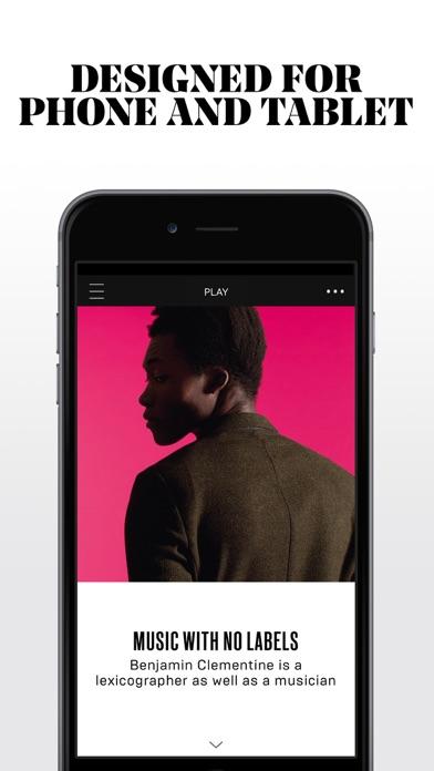 Wired Magazine (uk) review screenshots