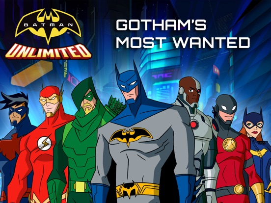 Batman : Gotham's Most Wanted Screenshots