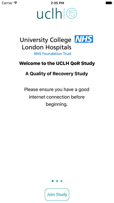 download UCLH QoR appstore review