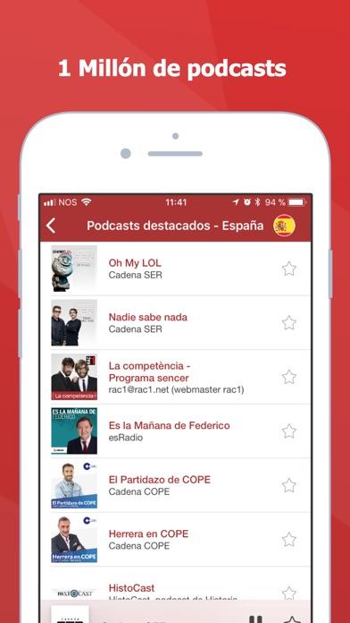 download myTuner Radio España apps 4