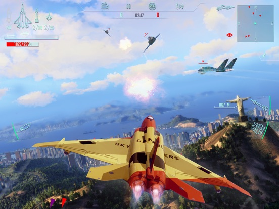Screenshot 4 Sky Gamblers - Infinite Jets